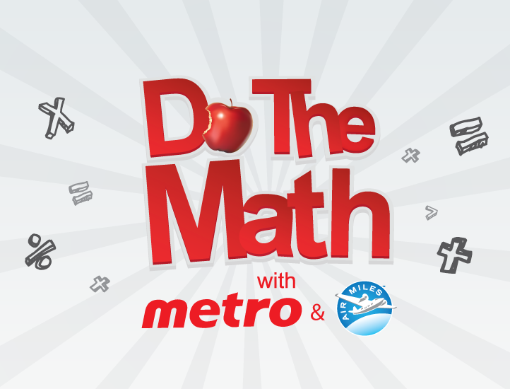 Metro – Do the Math