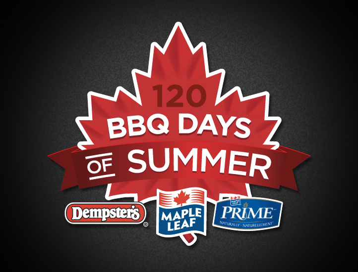 Maple Leaf – 120 BBQ Days of Summer