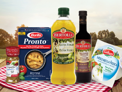 Bertolli – Summer Salad Essentials