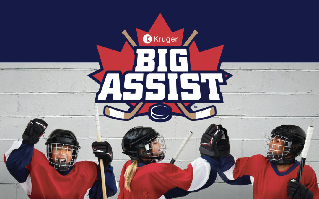 Spider Lends a Big Assist to Kruger Products